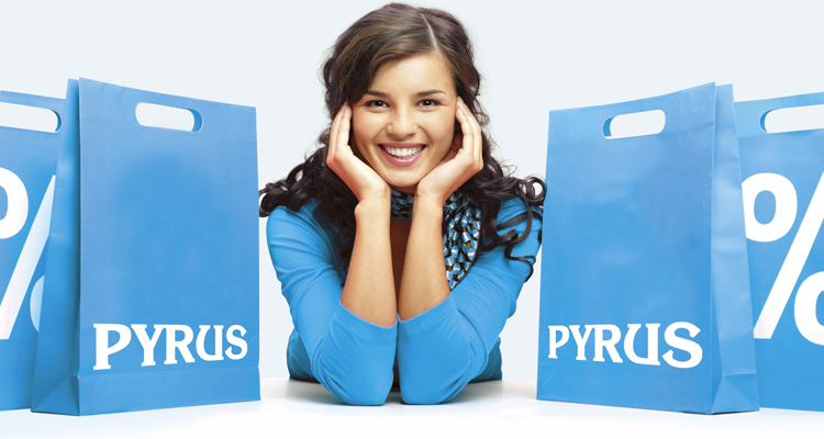 Pyrus marketing ukratko