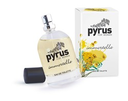 IMMORTELLE eau de toilette