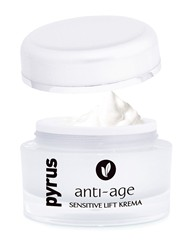 Anti-age sensitive lift krema